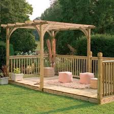 Garden Decking Ideas Uk Freestanding Deck Garden Decking Ideas For Summer Housetohome