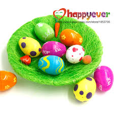 easter eggs filled with toys aliexpress buy 12 toys filled easter eggs eggs