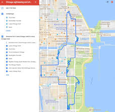 chicago map with attractions how to see some of the top chicago sights on your own