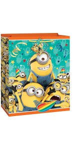 minion wrapping paper despicable me minions temporary tattoos 24ct beauty