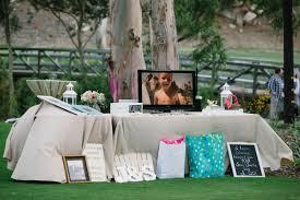 wedding gift table wedding dj at aliso creek aka the ranch in laguna wedding