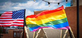 Usa Rainbow Flag Flooded With Abuse After Shock Jock Falsely Claims They