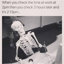 Tired At Work Meme - about we are all dead