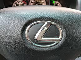 lexus isf for sale bellevue peeling steering wheel emblem clublexus lexus forum discussion
