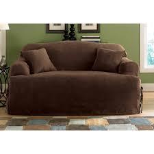 T Cushion Sofa Slipcover 2 Piece by Decor White T Cushion Sofa Slipcover T Cushion Sofa Slipcover