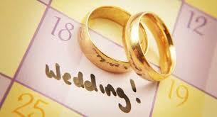 Wedding Planner Calendar Choose Your Wedding Date In 7 Steps
