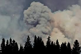 Canada Wildfire Satellite by Canada U0027s 6 9 Billion Wildfire Is The Size Of Delaware U2014and Still