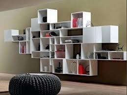 Creative Bookshelf Designs Bookcase Nina Liddle Design Living Rooms Modern Built In Shelves