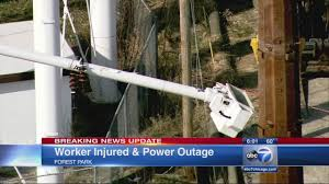 Indiana Michigan Power Outage Map by Power Outage Abc7chicago Com