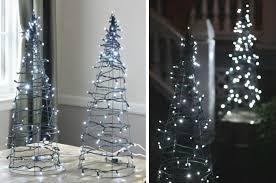 cheap christmas trees with lights christmas tree lighting ideas tomato cage christmas tree lights