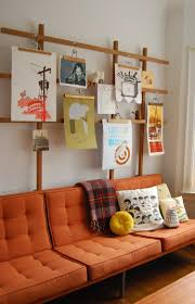 Hanging Pictures Without Frames Hanging Photo Frames Without Nails Interior Design