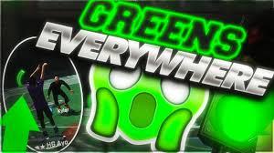 nba 2k18 best custom jumpshot best jumpshot in nba 2k18 green