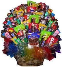 Candy Gift Basket Best 25 Chocolate Gift Baskets Ideas On Pinterest Wine Bottle