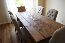photo gallery of reclaimed wood dining table viewing 14 of 15 photos