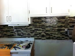 home living backsplash tile installation cost kitchen kitchen install pt 2