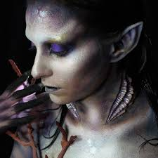 Special Effects Makeup Classes Sea Creature Mermaid Body Paint Special Fx Makeup Pinterest