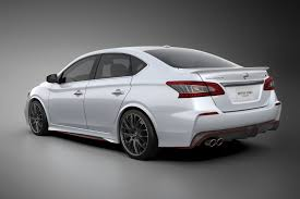nissan sentra 2013 modified nissan sentra nismo concept pictures and details autotribute