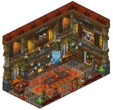 Habbo Room Designs