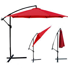 Patio Umbrellas Offset Patio Umbrella Offset 10 Hanging Umbrella Outdoor Market