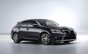 lexus hybrid price 2014 lexus ct200h gets updated look same price autoguide com