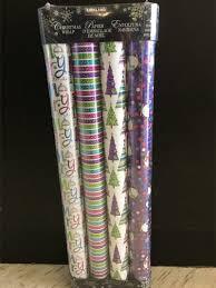 kirkland wrapping paper kirkland hanukkah wrapping paper 4 rolls pack for sale in deer