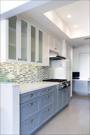 Two Tone Painted Kitchen Cabinet Ideas Kitchen White And Black Paint Kitchen Cabinets With Modular