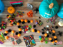 Halloween Decorations Oriental Trading Non Food Halloween Treat Ideas From Oriental Trading Great For
