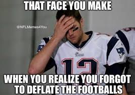 Brady Meme - tom brady hate memes 2016 regular season edition westword