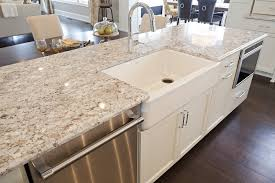 Countertop Kitchen Sink Sink Options For Granite Countertops Bathroom Kitchen Sinks
