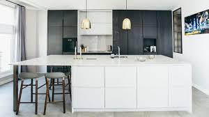 cuisine ilot central cuisson ilot de cuisine bien le choisir côté maison