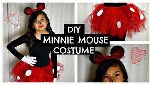 minnie mouse costume diy minnie mouse tutorial