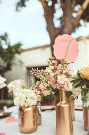 jar table decorations jar table centerpieces wedding table decoration ideas with