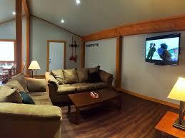 Cabin Sofa Cabin Rentals Snowmobile And Mountain Bike Vrbo