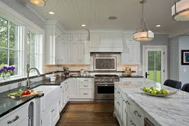 Kitchen Cabinets For Small Galley Kitchen by Kitchen Cabinets White Cabinets Black Backsplash Colors For Small