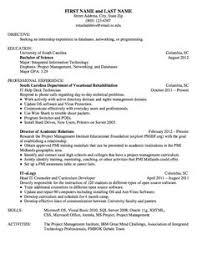 Help Desk Resume Short Biography Sample Http Exampleresumecv Org Short