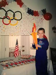 Olympic Themed Decorations 114 Best Olympic Party Images On Pinterest Olympics Party Ideas