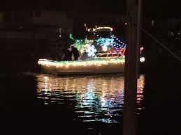 freeport u0027s nautical mile of lights annual boat parade home