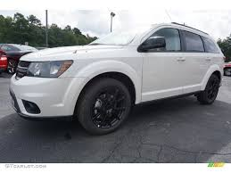 dodge journey 2016 2016 pearl white tri coat dodge journey r t 107797560 photo 3