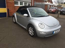 2004 volkswagen beetle convertible 1 9 tdi 12 months mot 3 months