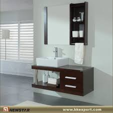 bathroom wall hanging vanity manufacturer from china newstar