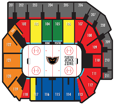 Miller Park Seating Map Seating Chart Lehigh Valley Phantoms