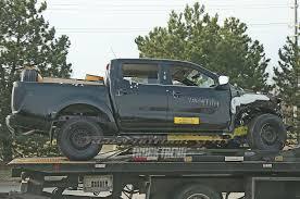 nissan navara 2020 spied 2019 nissan frontier crash test mule