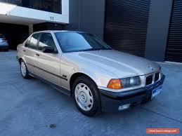 bmw 320i e36 for sale 1991 bmw 320i e36 138018kms no reserve 6cyl auto barn find