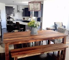 Plank Dining Room Table Reclaimed Wood Tables Barn Wood Tables U2014 What We Make