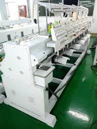 order germany quality new used industrial embroidery machines for