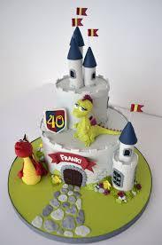 dragon castle cake by agnieszka cakesdecor com cake