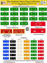Virtual Armchair General Mahdist Wars Flag Collection