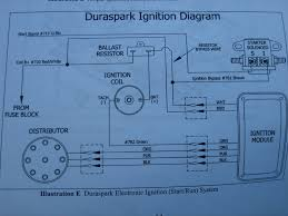 1986 Chevy Celebrity Wiring Diagram Correct Duraspark Wiring U2013 Ford Muscle Forums Ford Muscle Cars