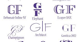 initial fonts for monogram free monogram fonts my graphic fairy