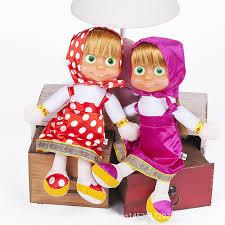 fast shipping 8 7 u0027 u0027new masha and bear toys high quality russian